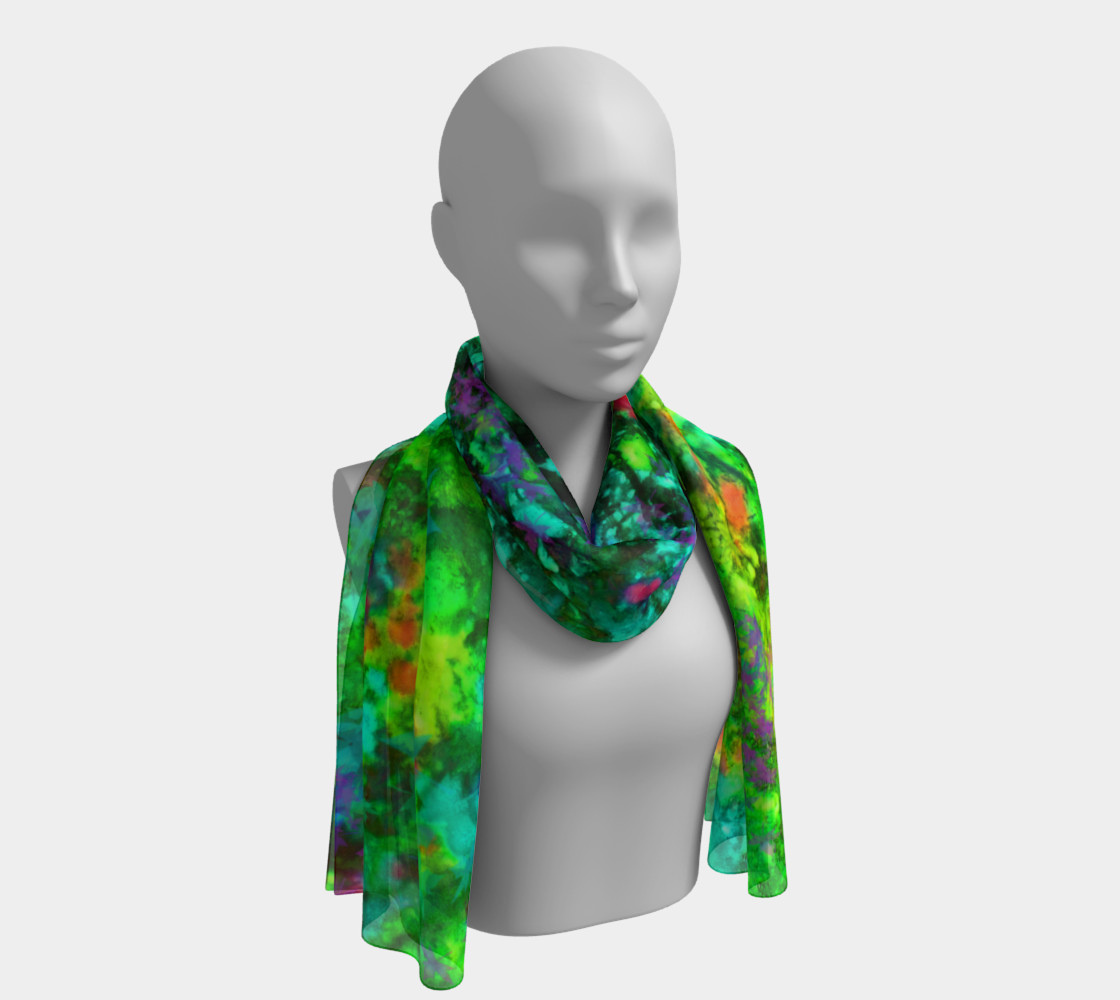 Giverny Long Scarf preview #1