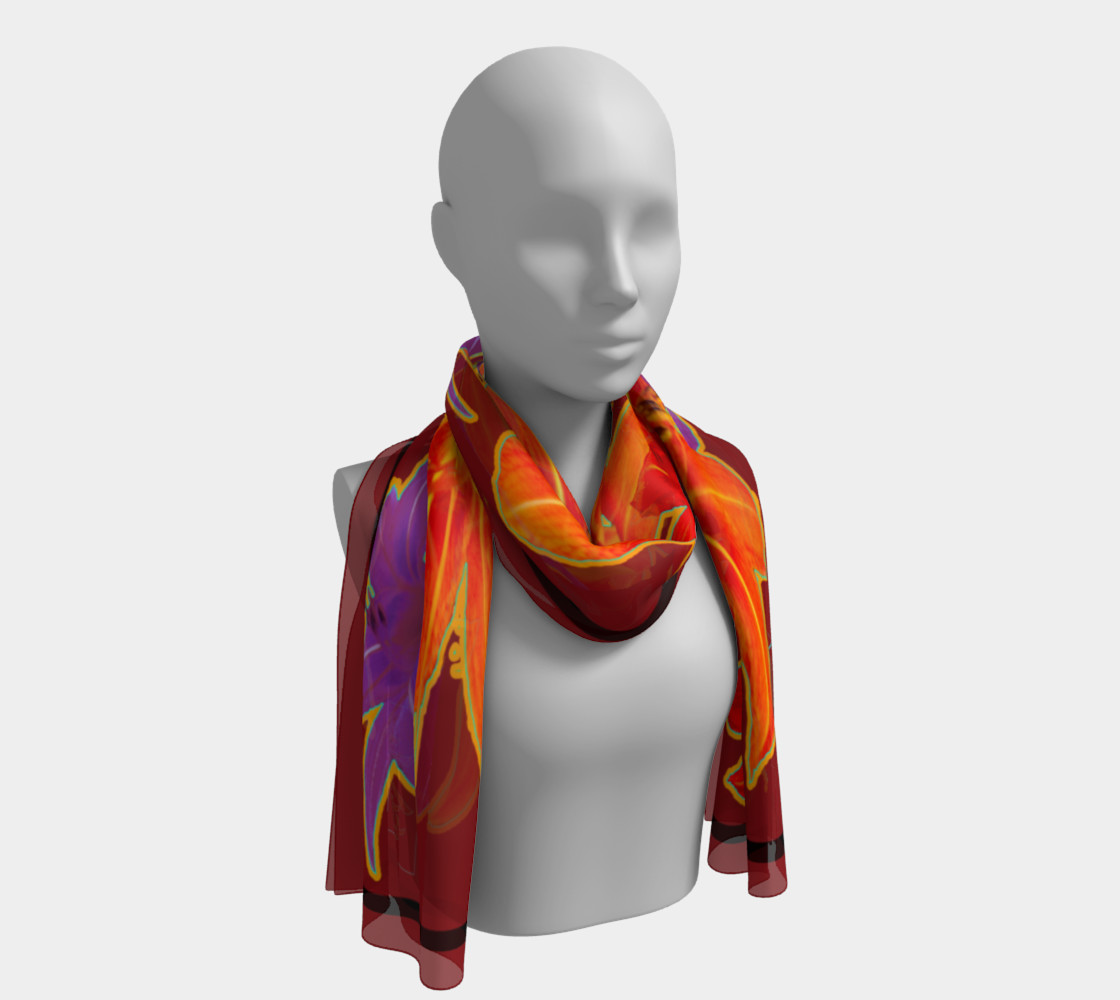 Charm Scarf preview #1