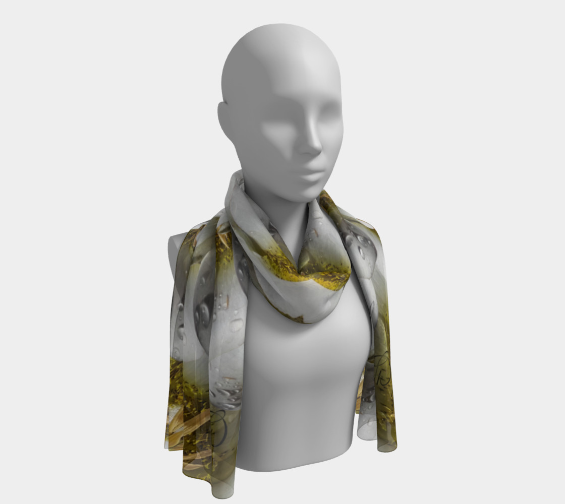 Mariposa Dewdrop Long Scarf preview #1