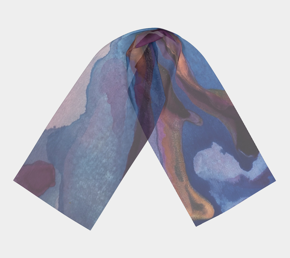Transmutation 44 long scarf preview #3