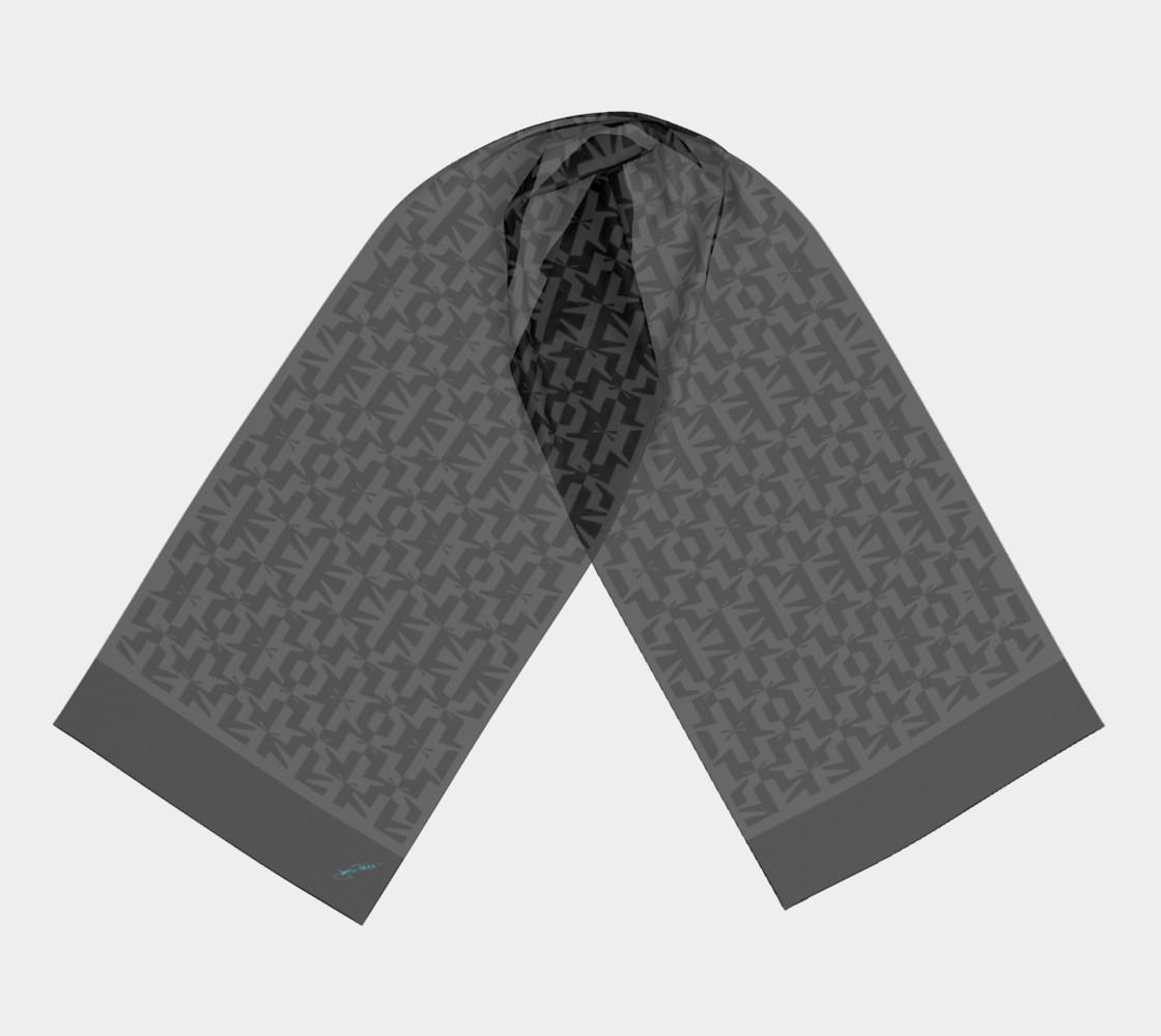 MU06 NARF Grey on Black preview #3
