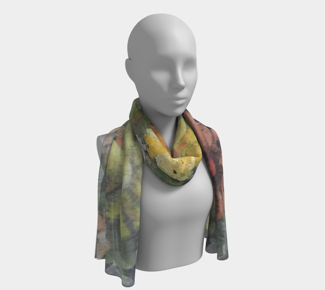 Painted Scarf preview #1