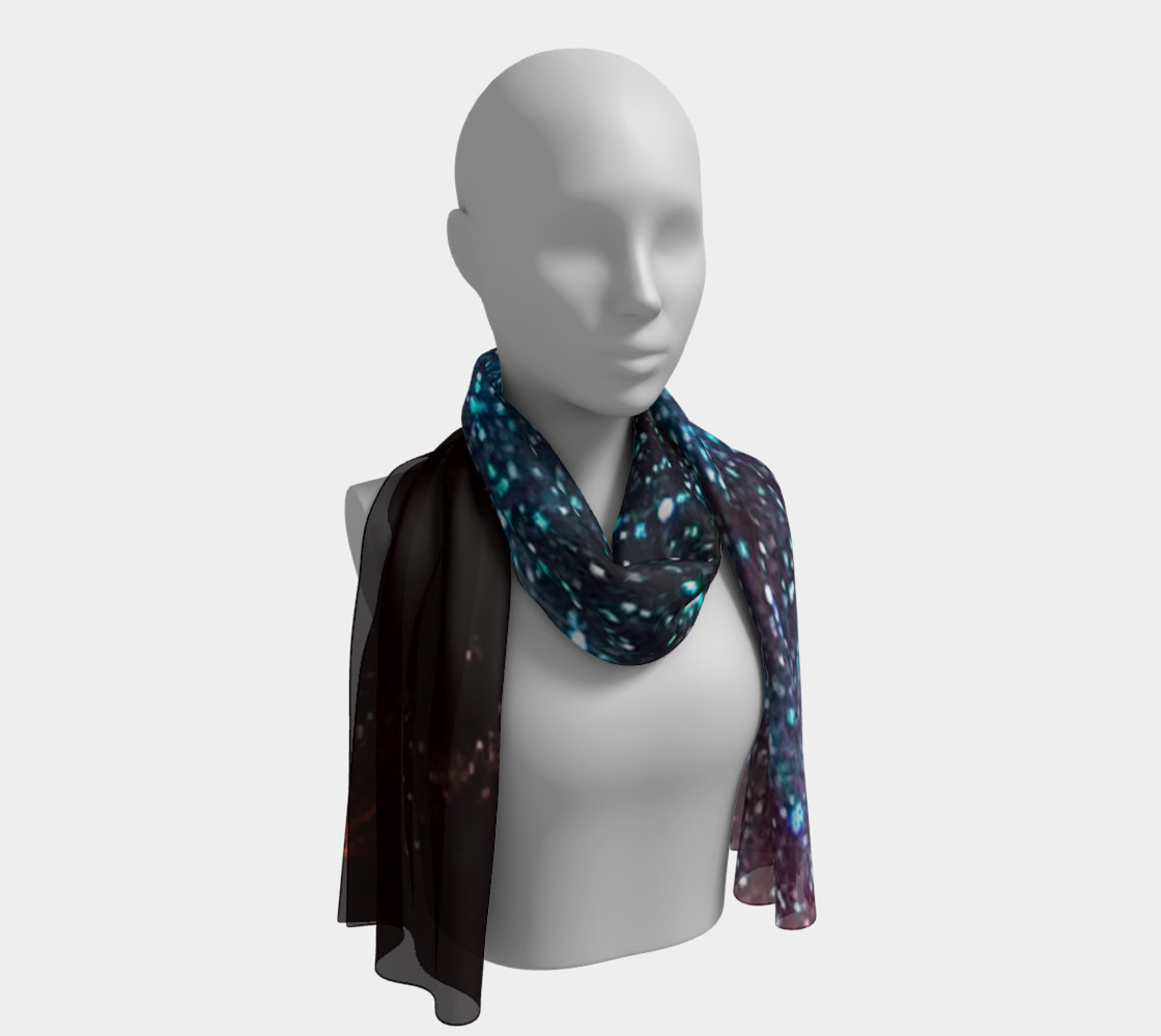 Free Fallin - The Search for Everything Long Scarf preview #1