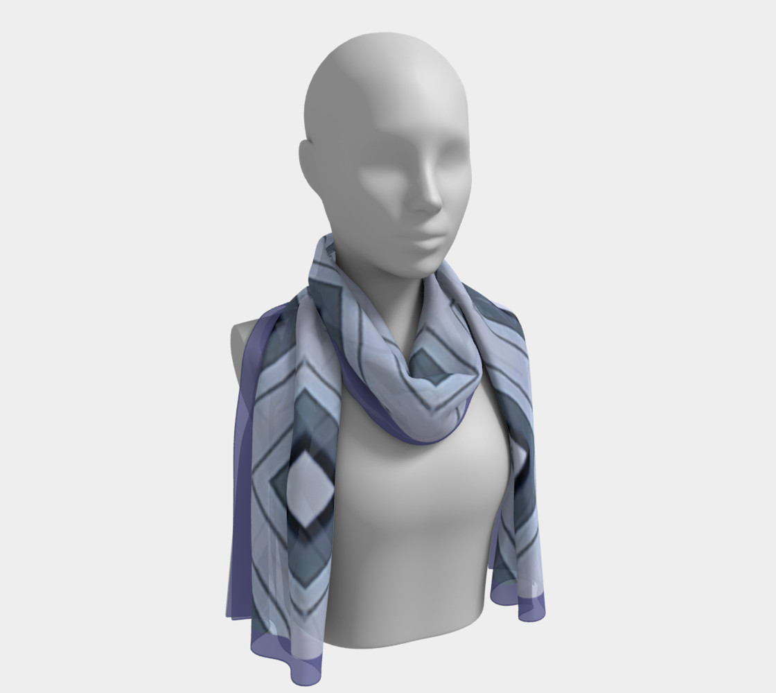 Bluish by Mary Lou Watson Design preview #1