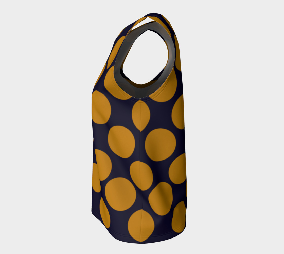 Design top with Dots gold III preview #7