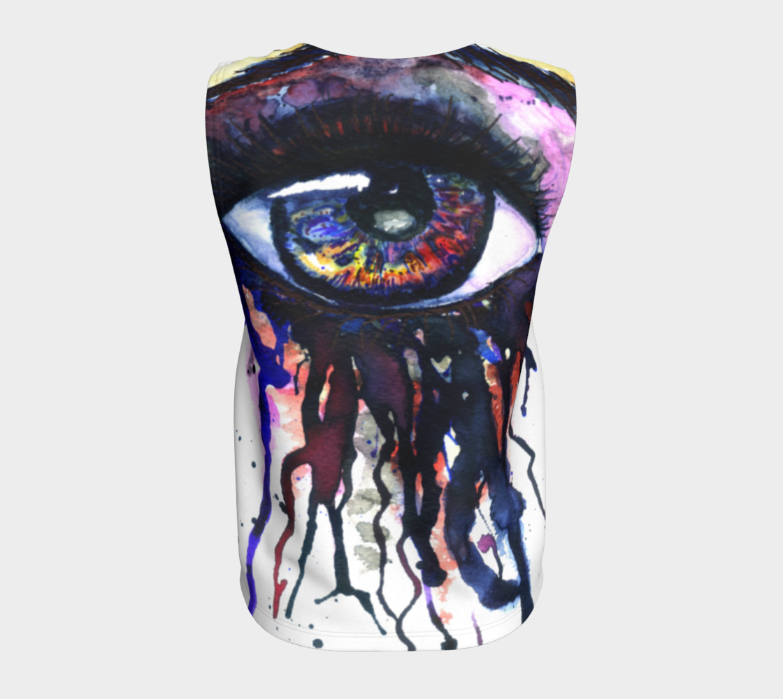 Rainbow eye preview #6