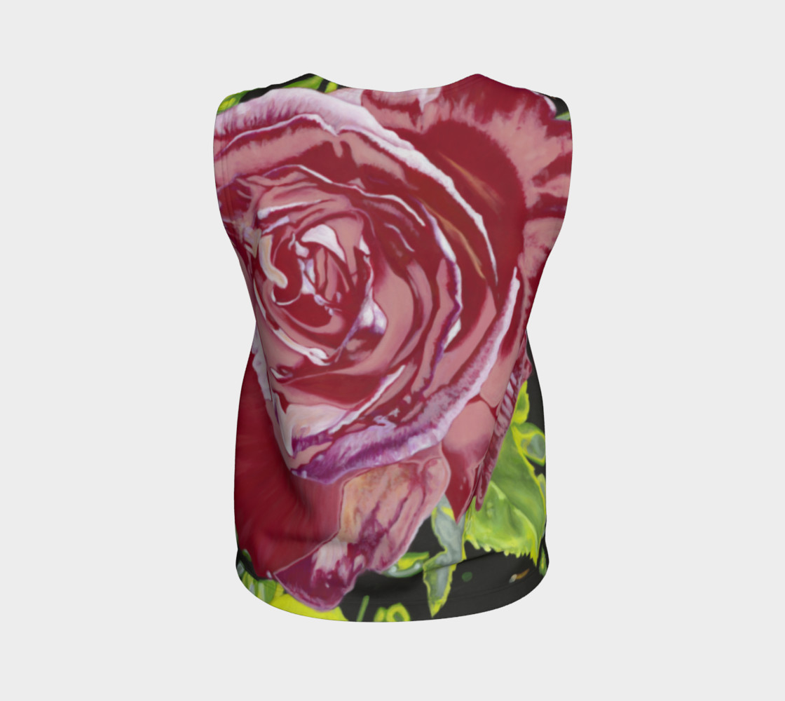 """""""My Funky Valentine"""" Loose Tank Top preview #2"""