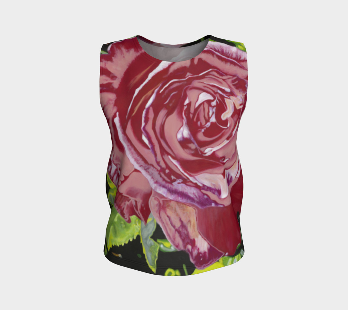 """""""My Funky Valentine"""" Loose Tank Top preview #1"""