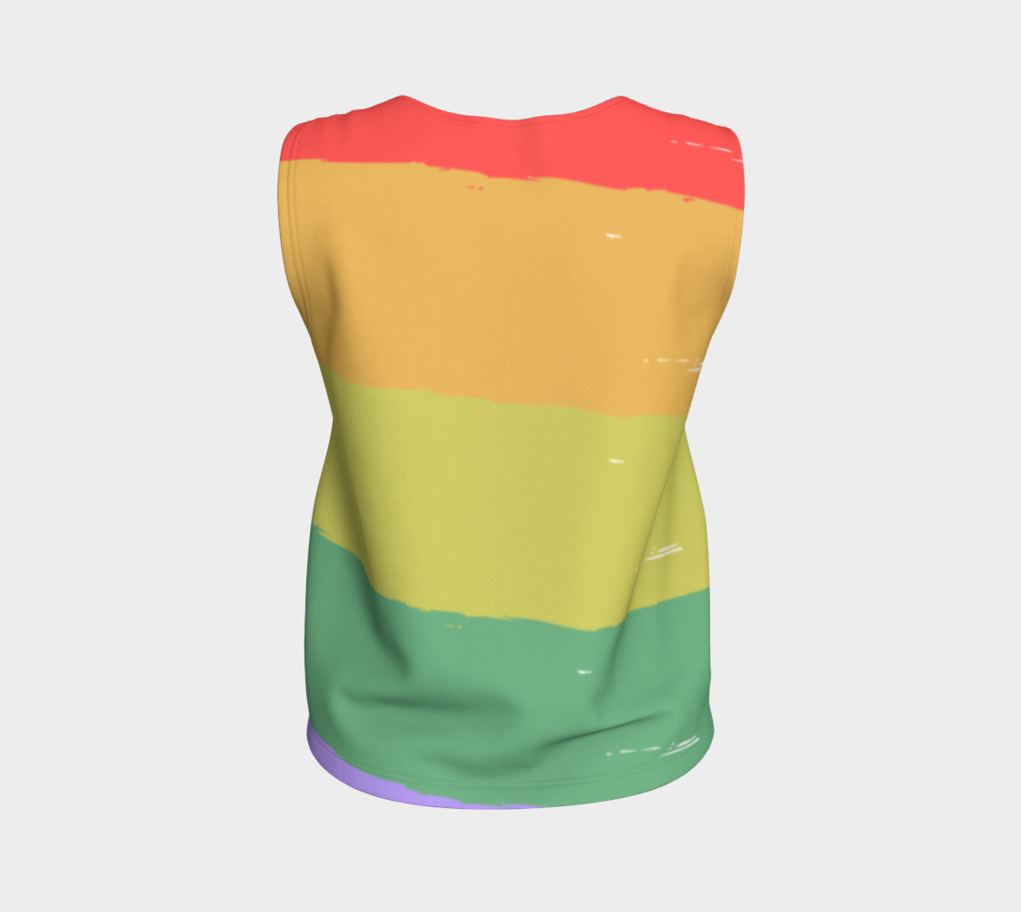 Diversity loose tank top preview #2