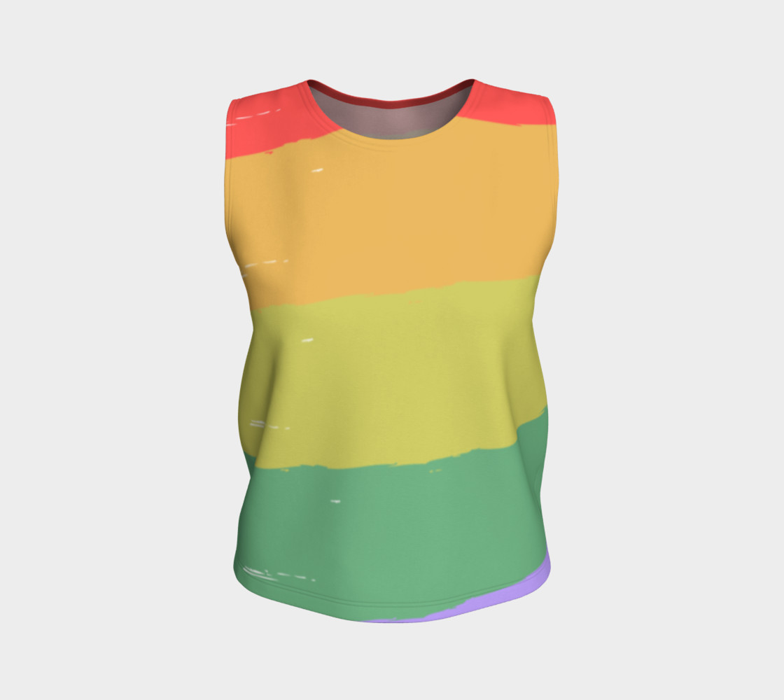 Diversity loose tank top preview #1