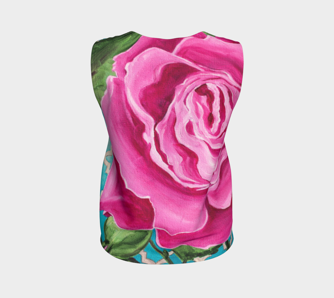 Mother's Day Rose Loose Tank preview #2