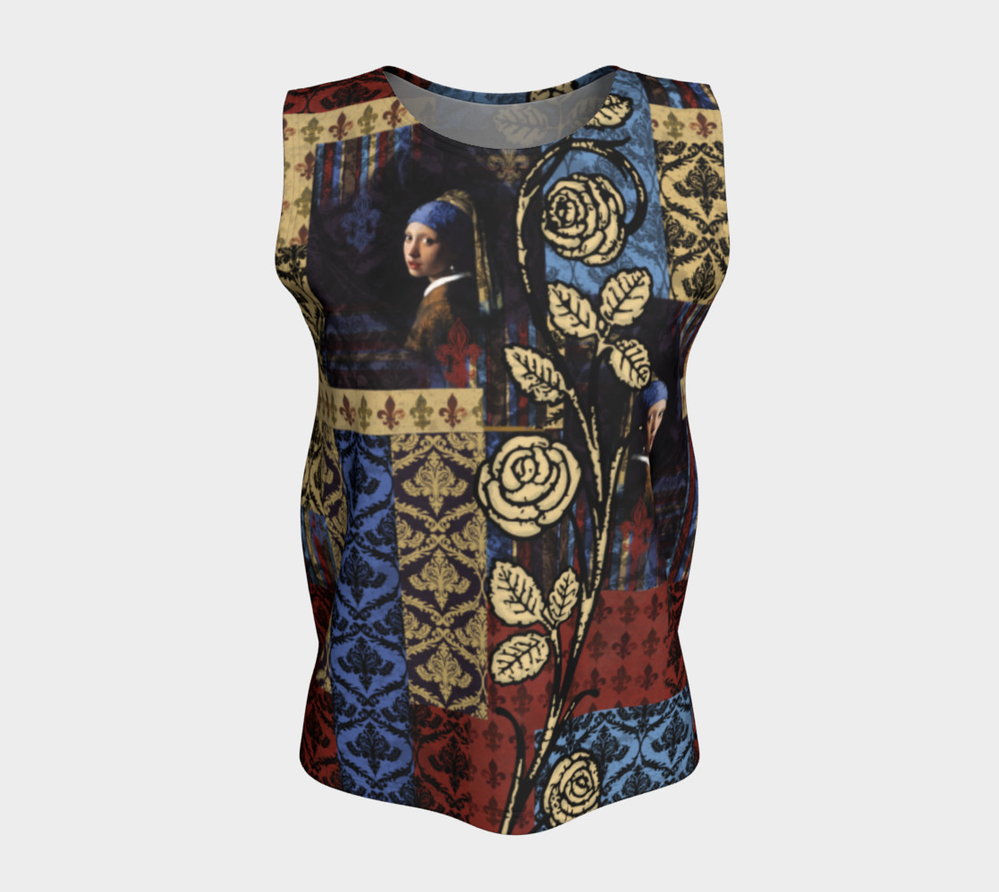 Aperçu de Roughly Royal Vermeer - Loose Tank Top #5