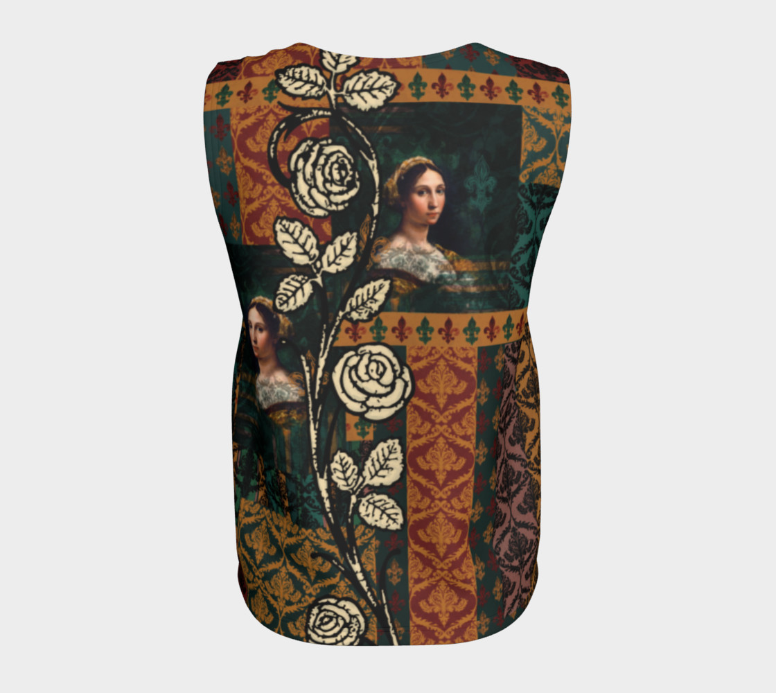 Roughly Royal Raphael - Loose Tank Top preview #6