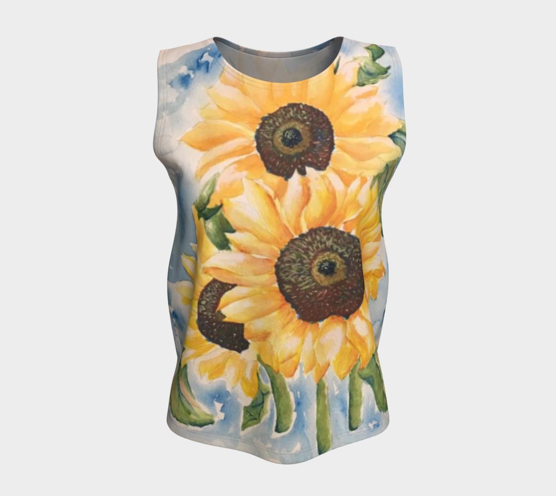 Sunflower fun preview #5