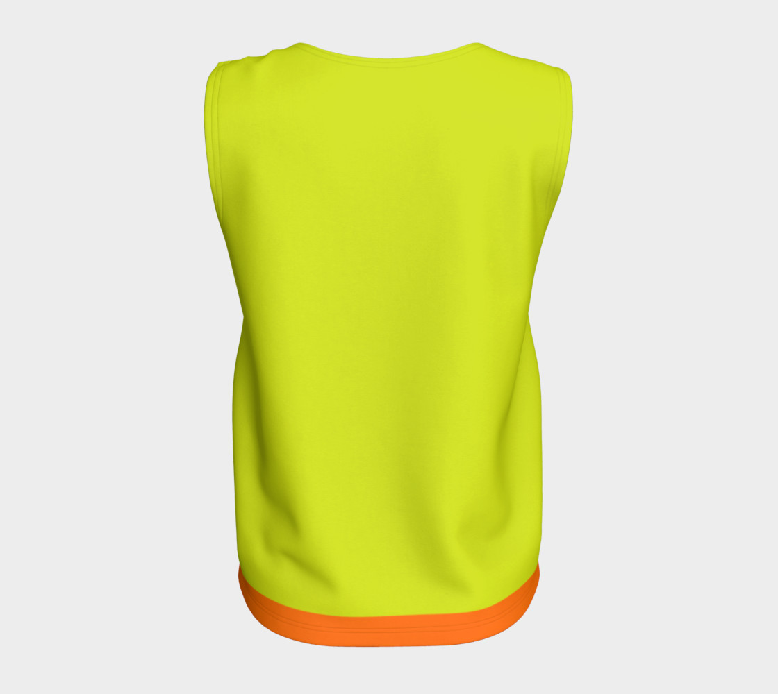 Lime Green and Peach see matching leggings preview #6