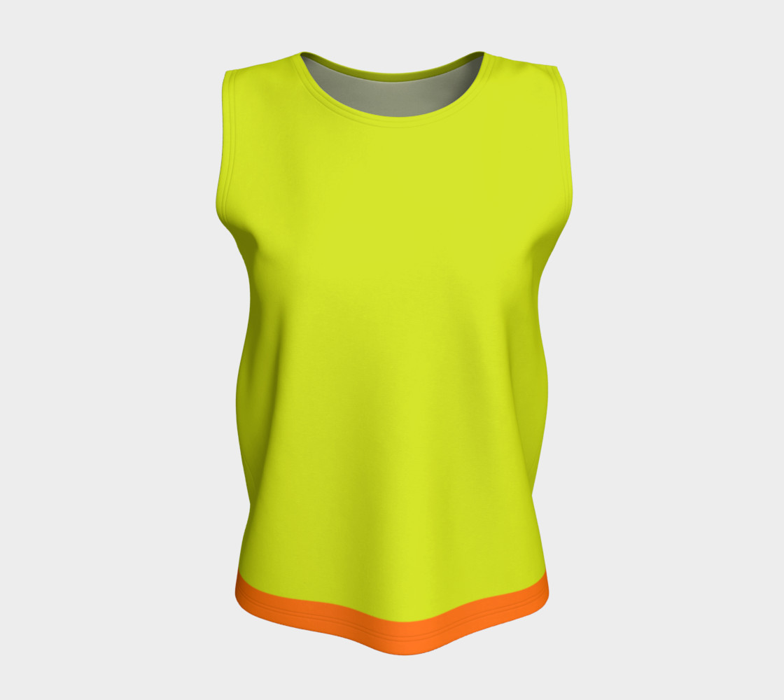 Lime Green and Peach see matching leggings preview #5