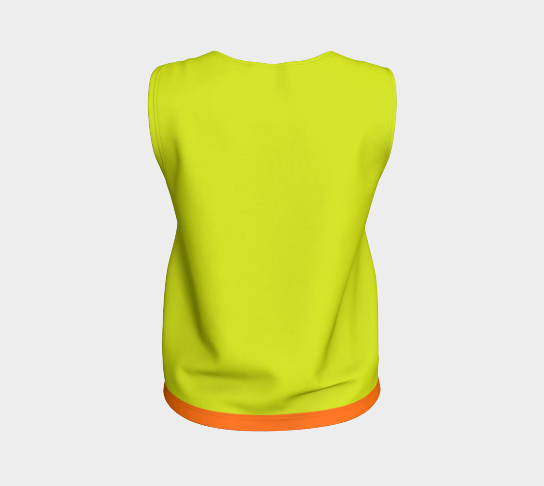 Lime Green and Peach see matching leggings preview #2
