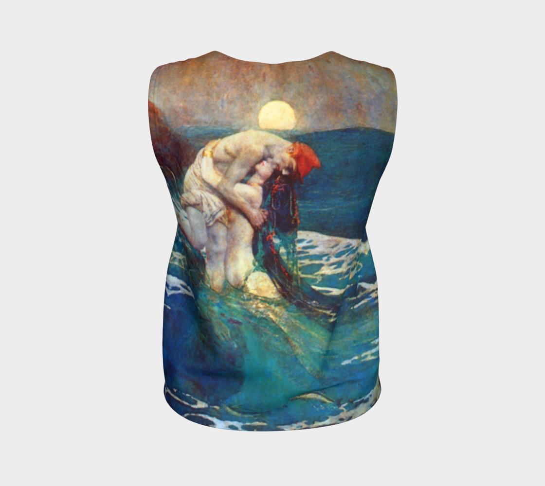 Pyle Mermaid Loose Tank Top preview #2