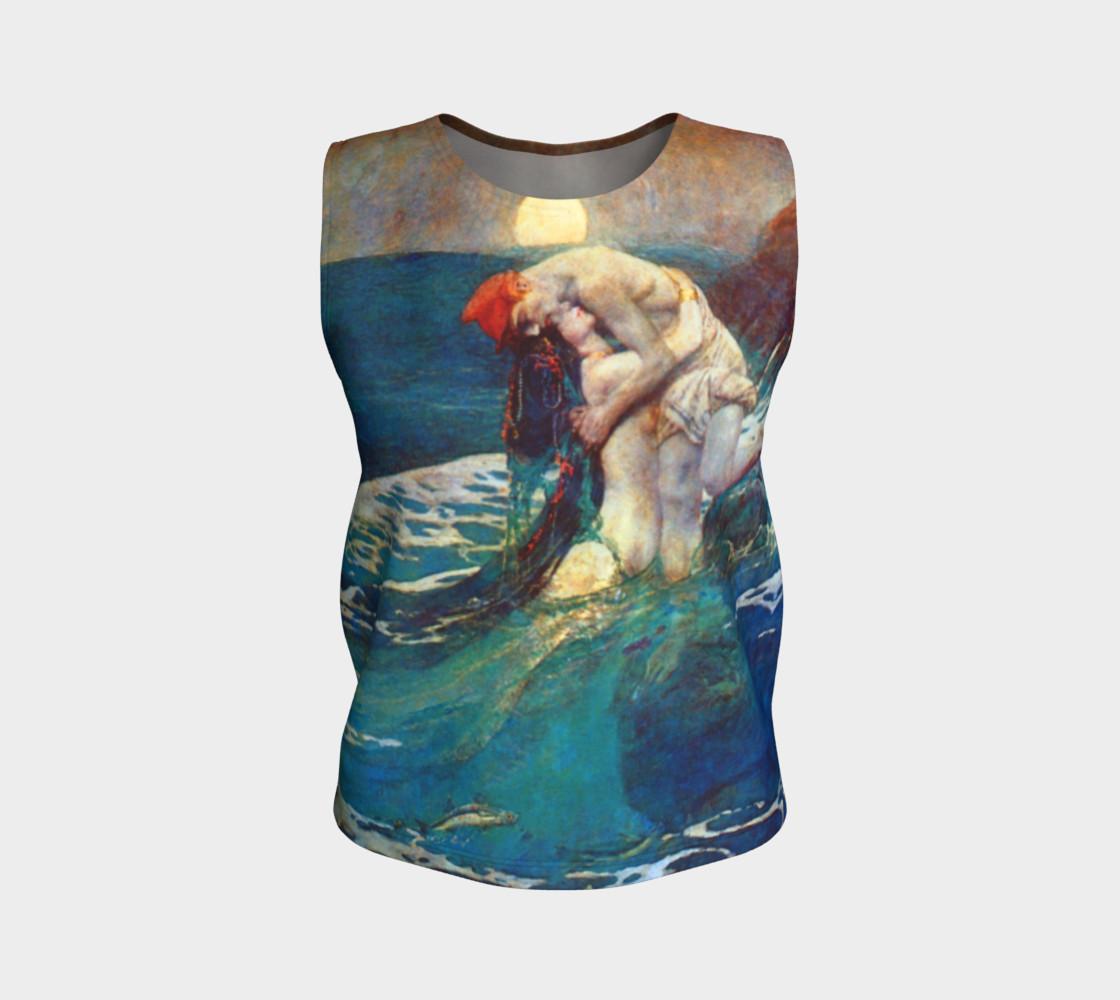 Pyle Mermaid Loose Tank Top preview #1