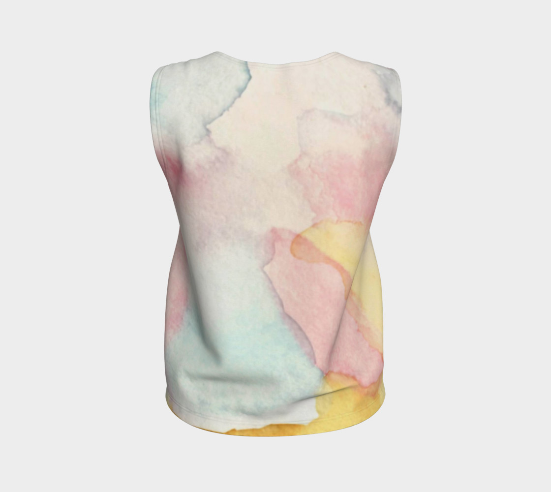 Clouds of a Different Colour Tank Top preview #2