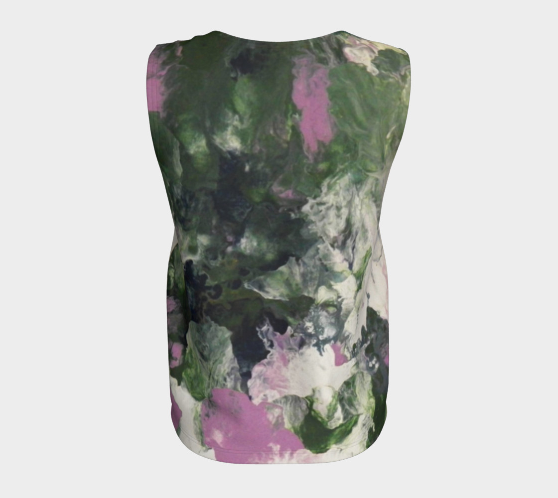 Pixie Flowers Tank Top preview #6