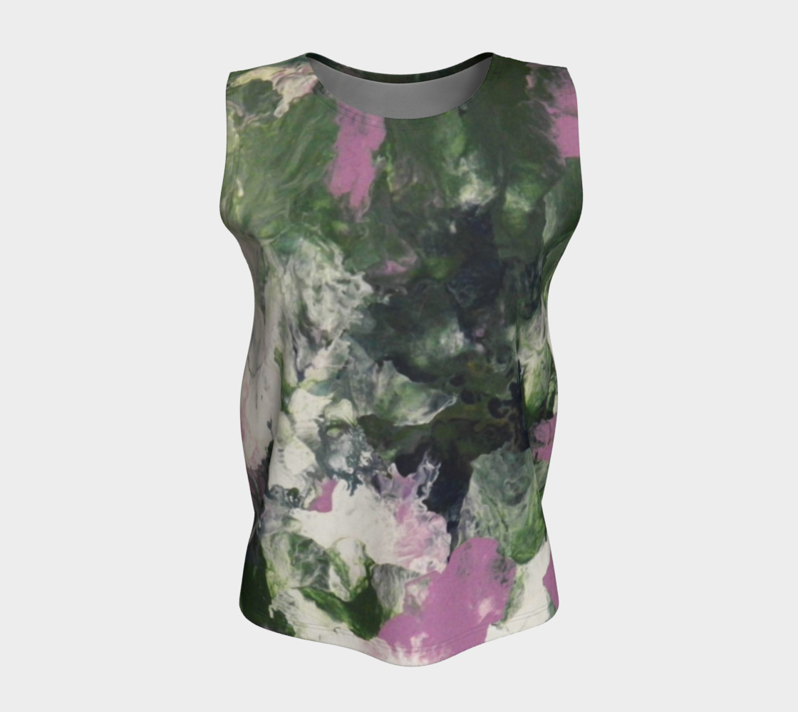 Pixie Flowers Tank Top preview #5