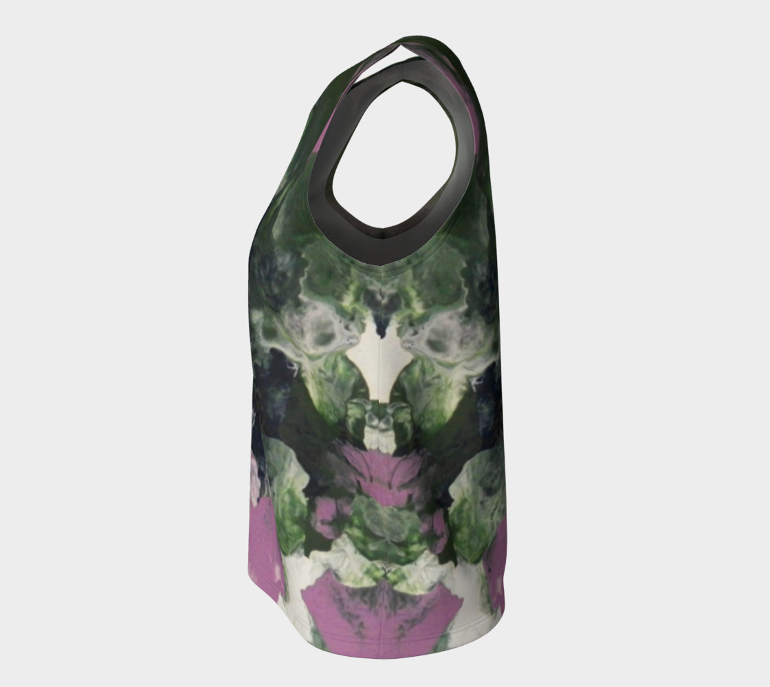 Pixie Flowers Tank Top preview #7
