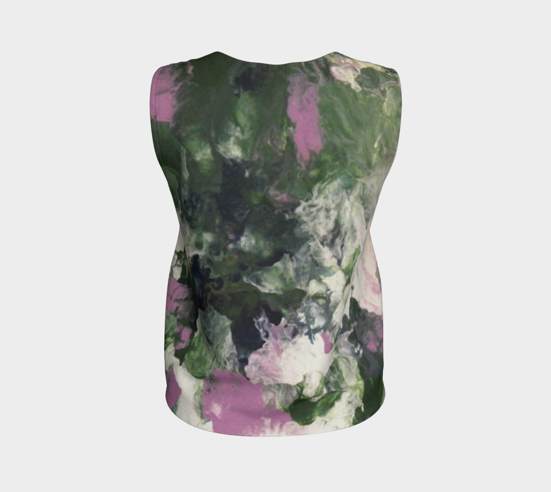 Pixie Flowers Tank Top preview #2