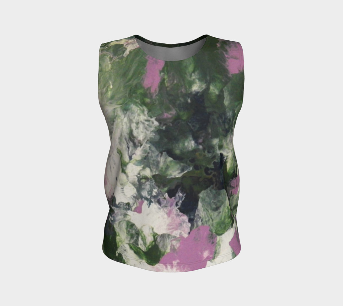 Pixie Flowers Tank Top preview #1