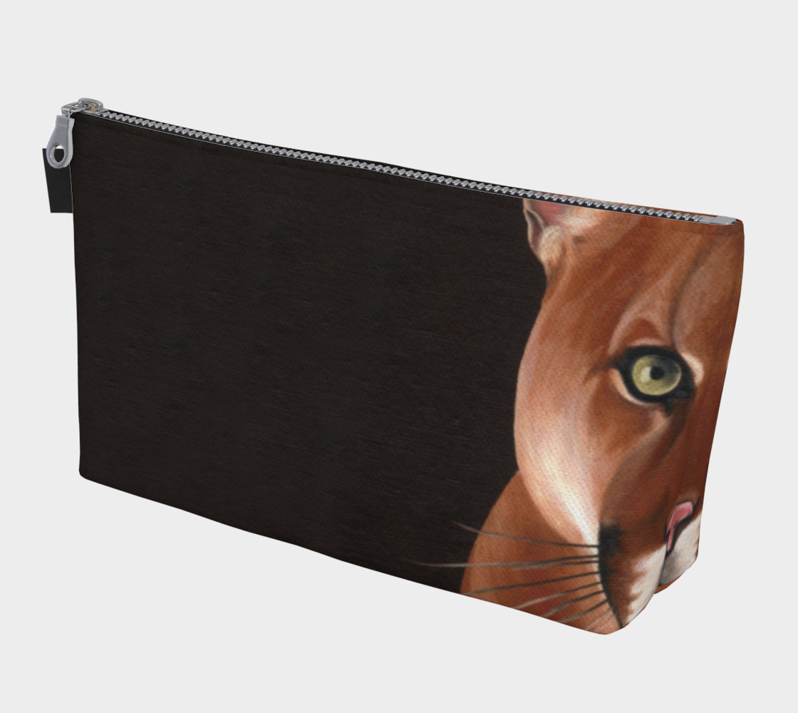 Aperçu 3D de Puma face Makeup Bag