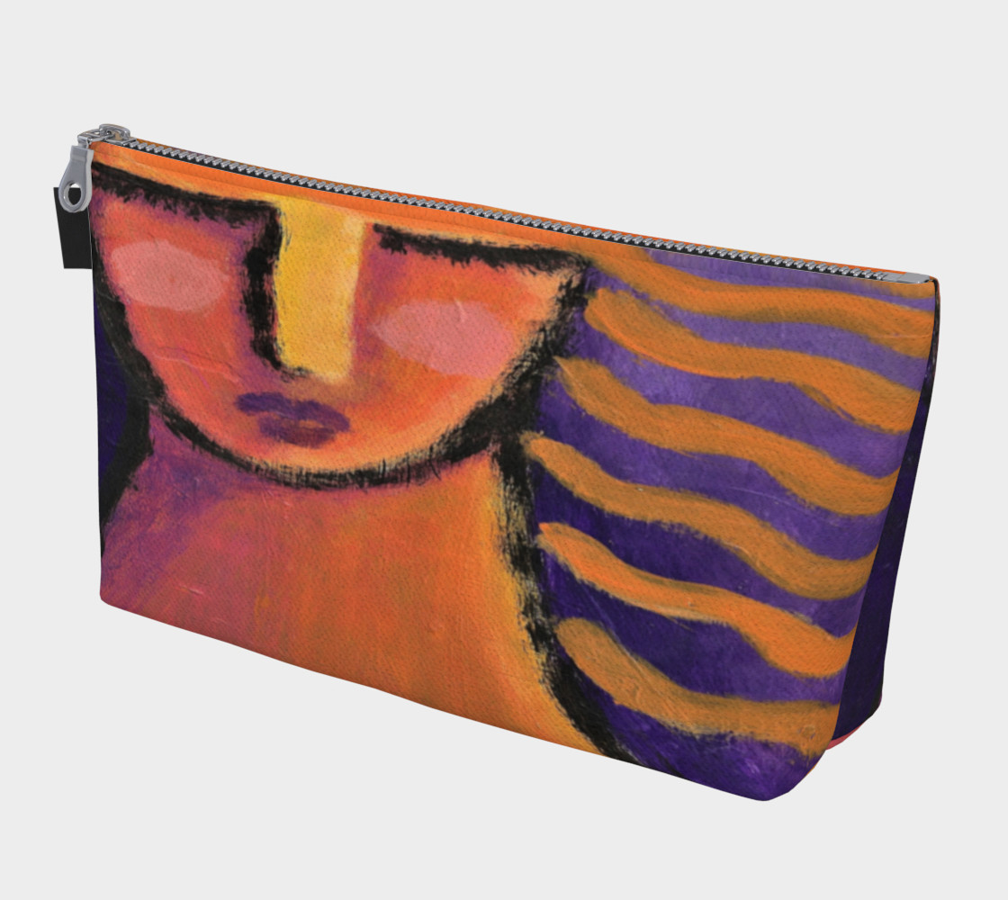 Abstract Woman Clutch Bag preview #1