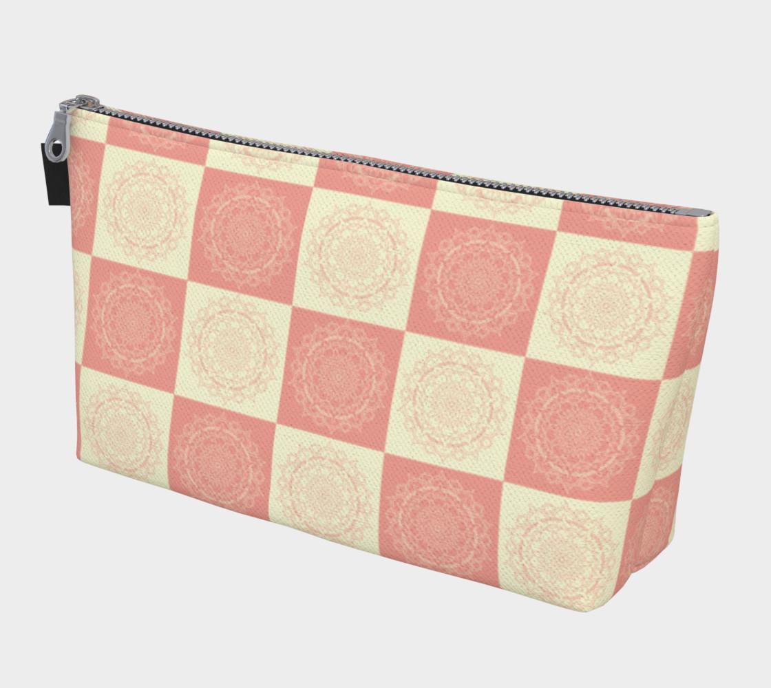 Pink Mandala Squares preview #1