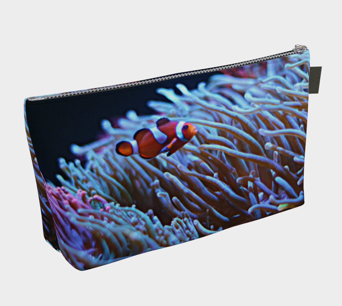 Clownfish Black Light Reactive Bag preview #2