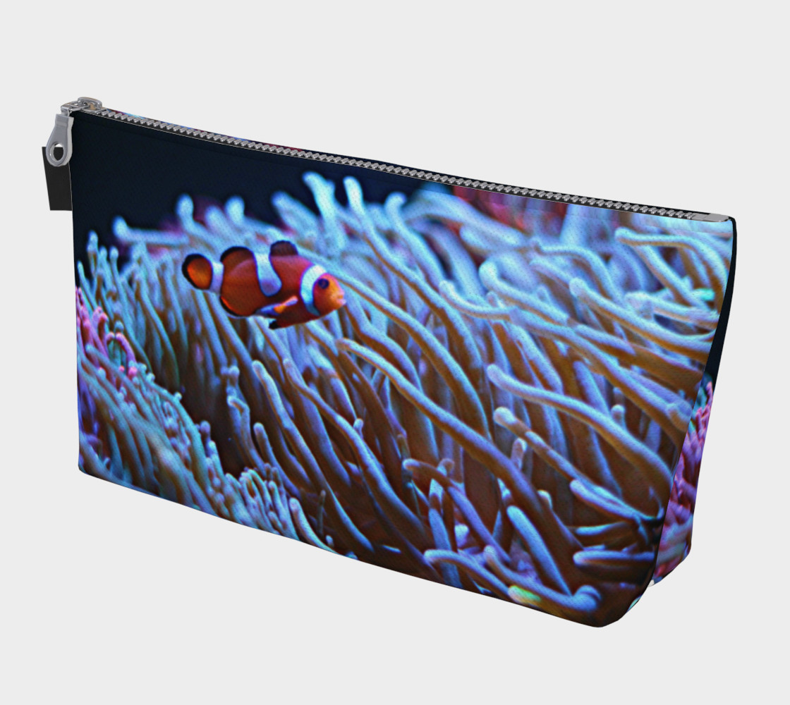 Clownfish Black Light Reactive Bag preview #1