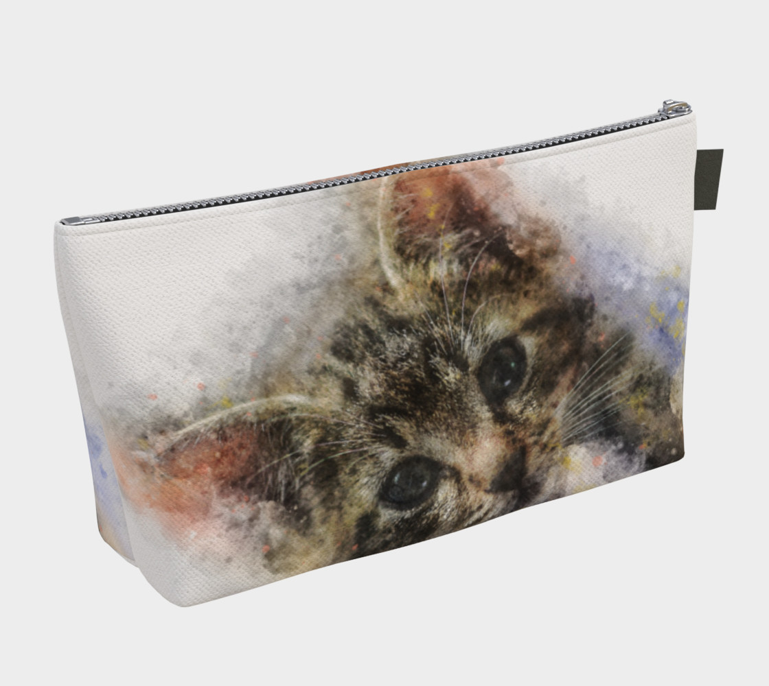 Sweet Kitten Make Up Case preview #2