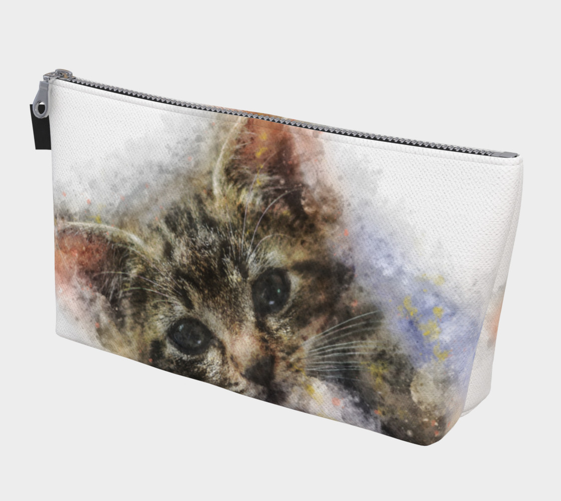 Sweet Kitten Make Up Case 3D preview