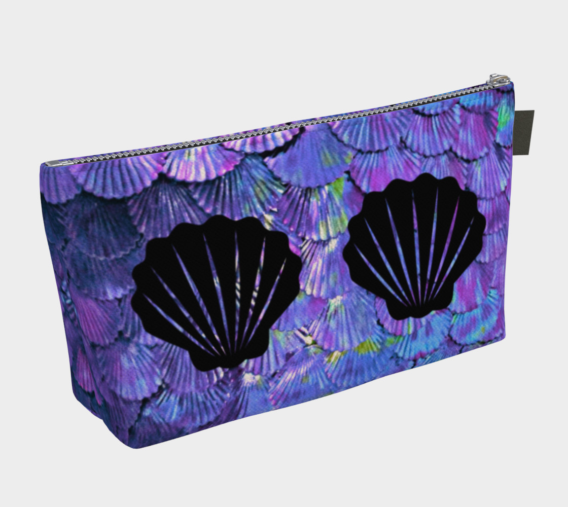 Mermaid Scale Shell Bag  preview #2