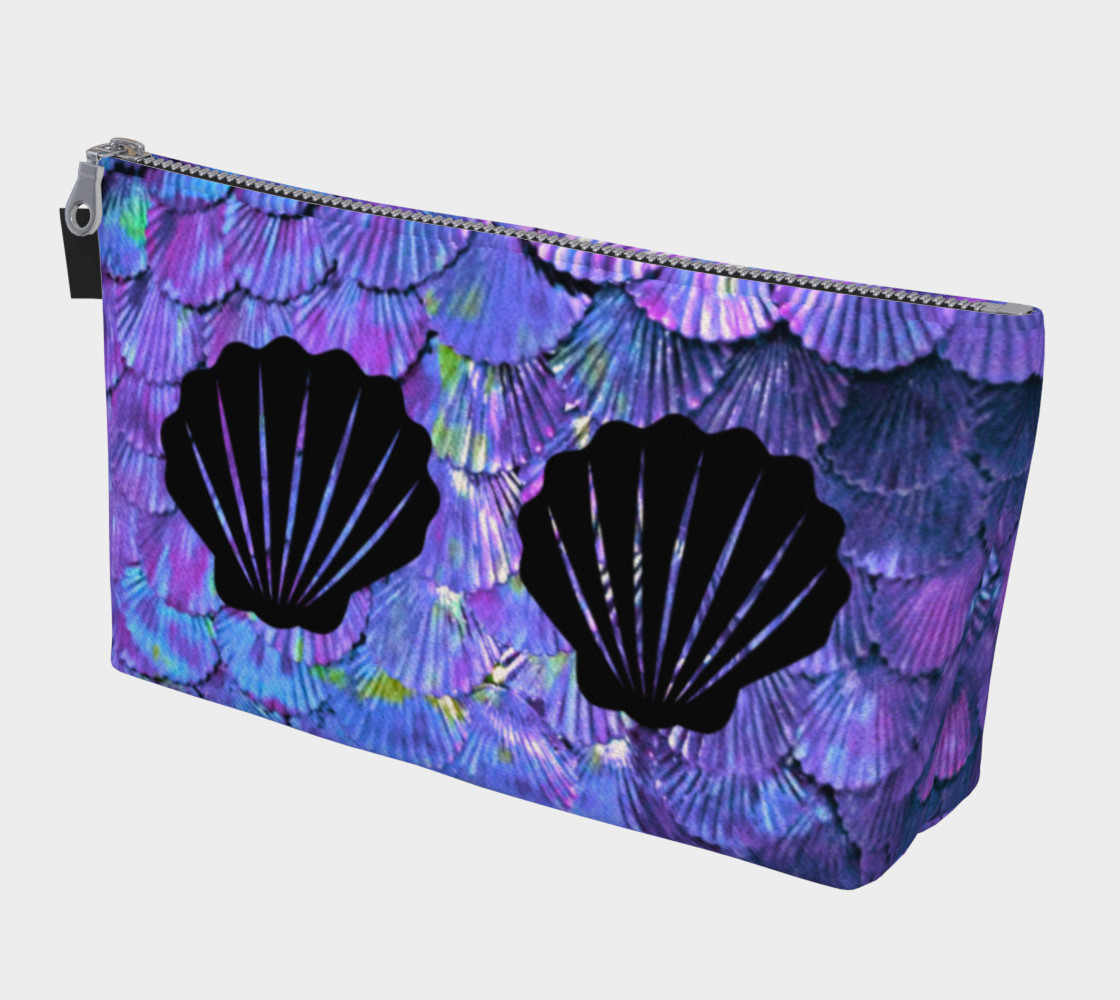 Mermaid Scale Shell Bag  preview #1