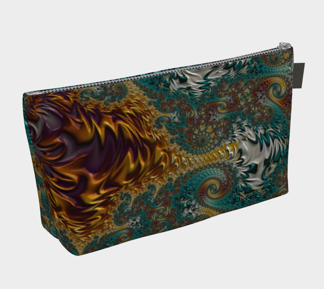 Marigold Garden Make Up Bag preview #2