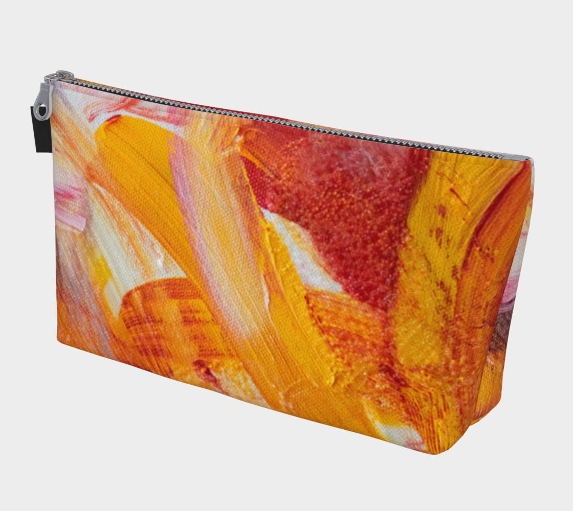 Sun Waves Makeup Bag preview #1