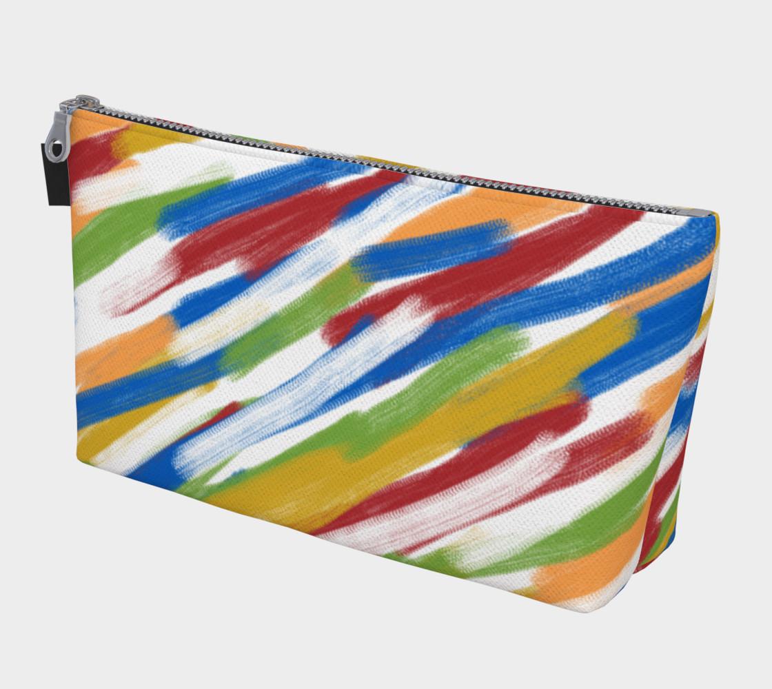 Acid Zebra Makeup bag preview #1