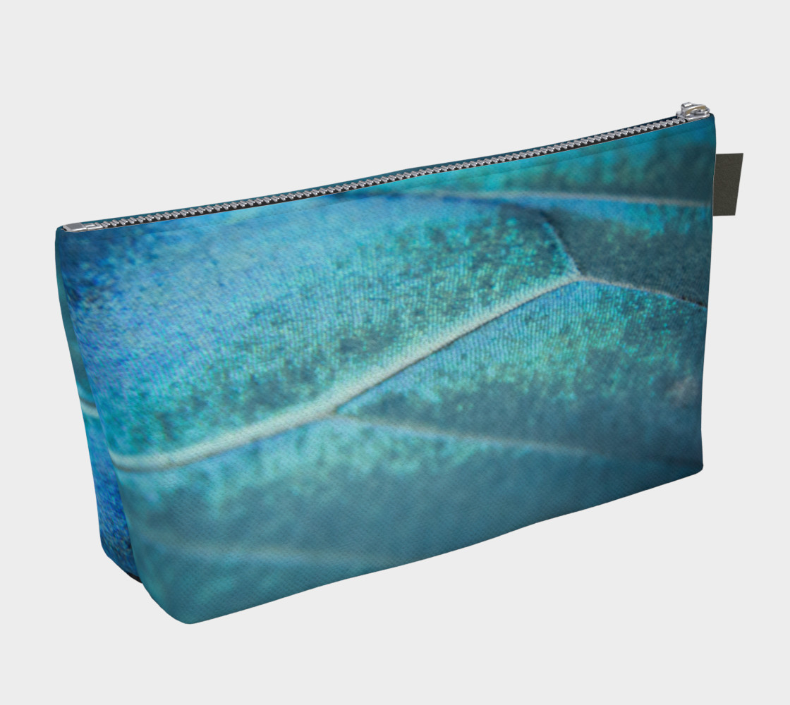 Butterfly Wing Makeup Bag Miniature #3