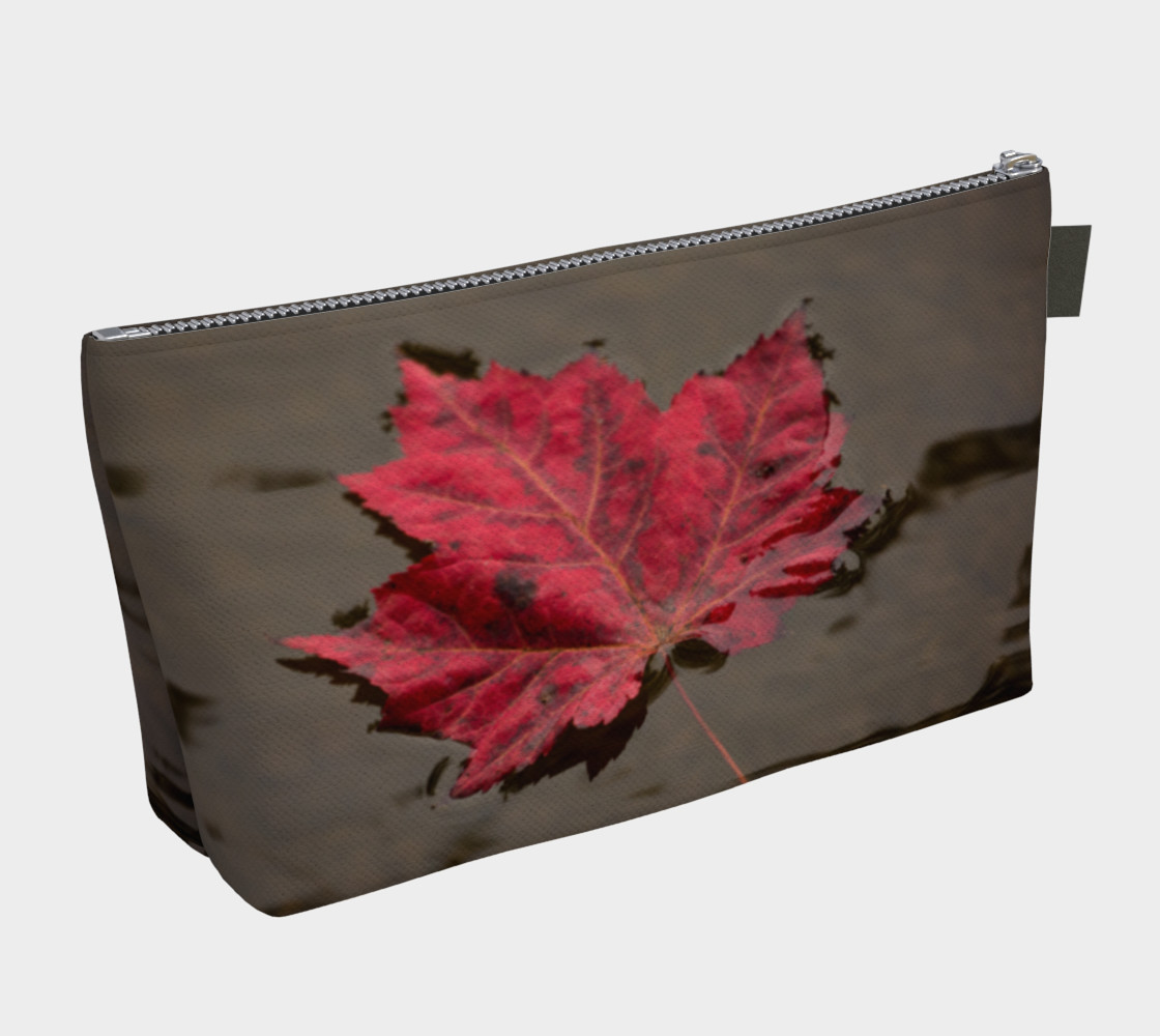 Aperçu de Maple Makeup Bag #2