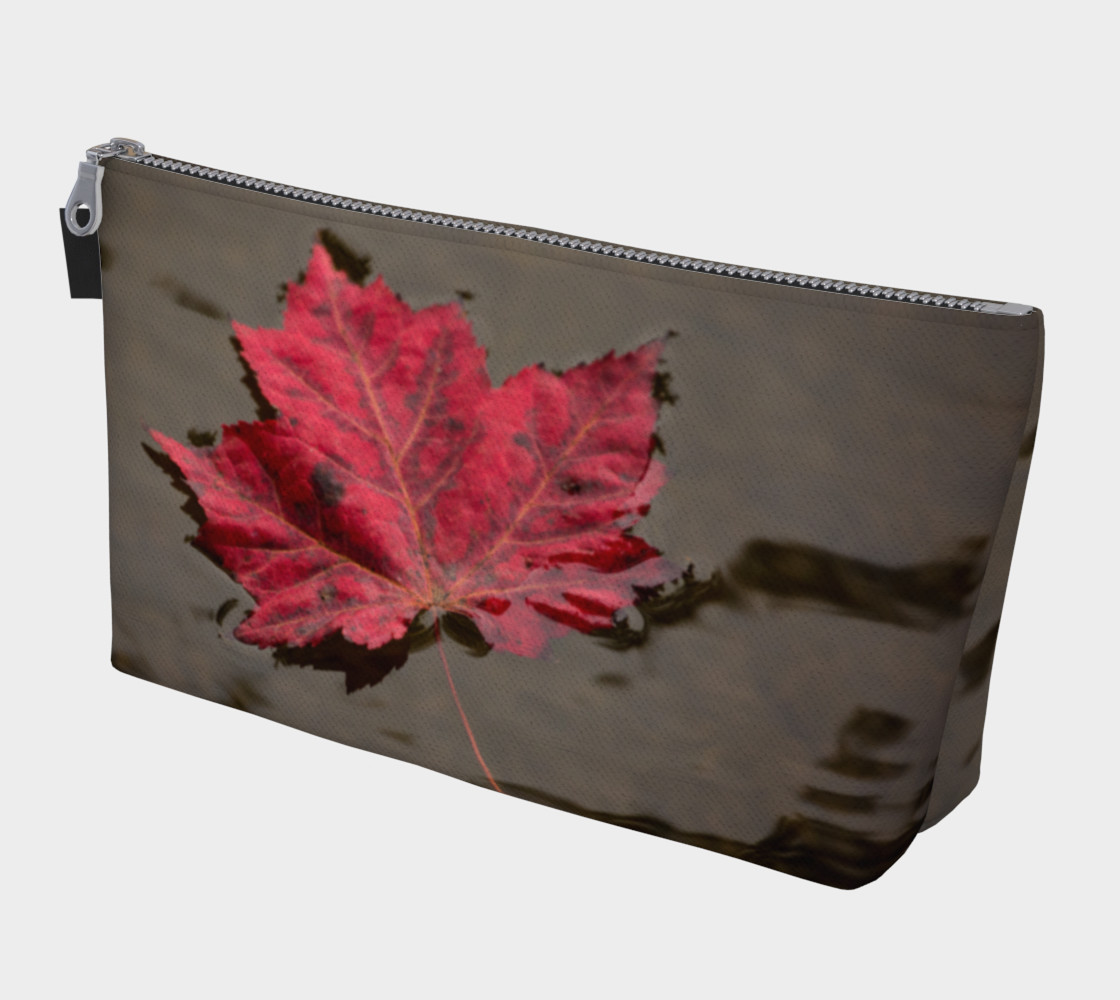 Aperçu de Maple Makeup Bag #1