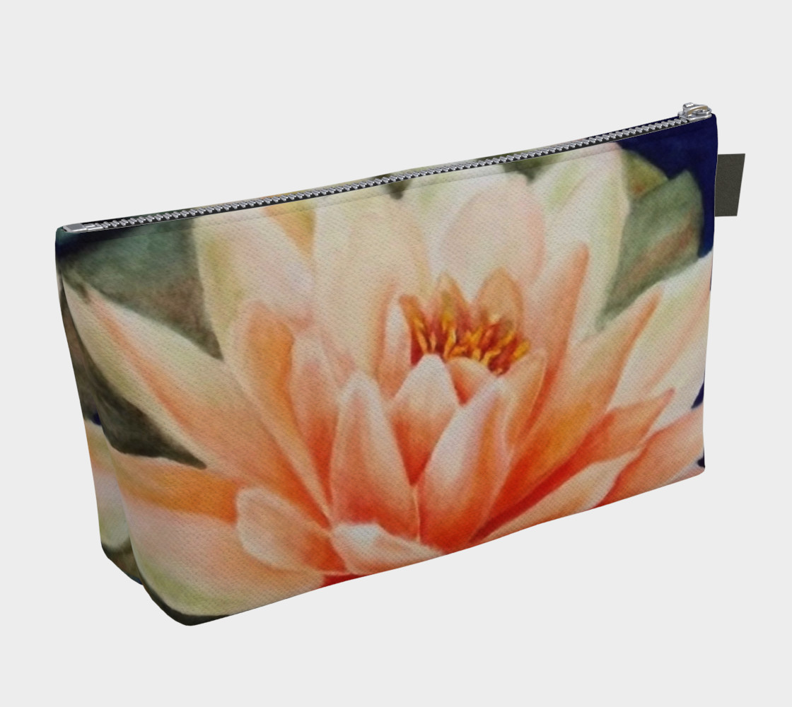 WATERLILY in WATERCOLOR preview #2