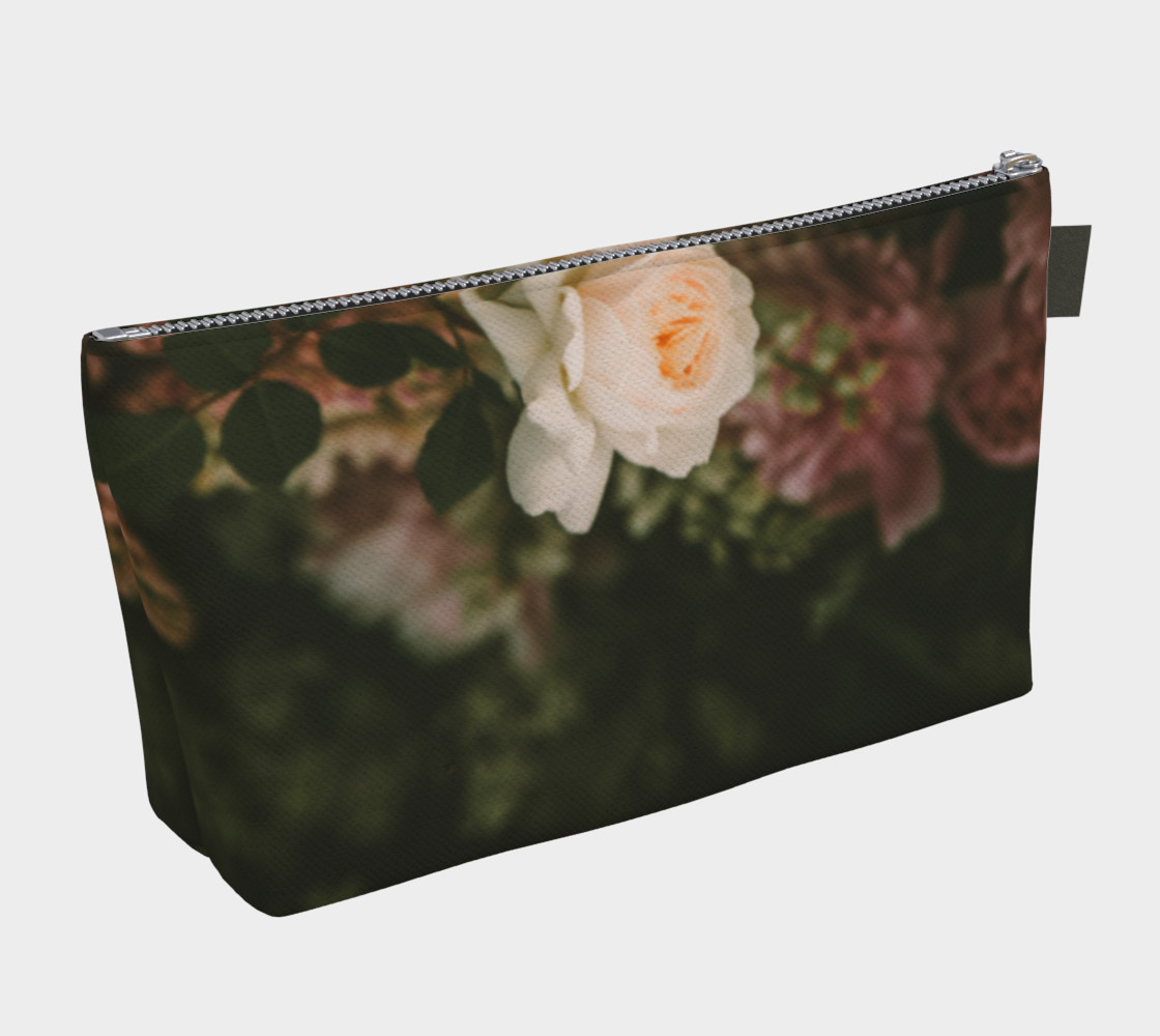 Flower Make Up Bag preview #2