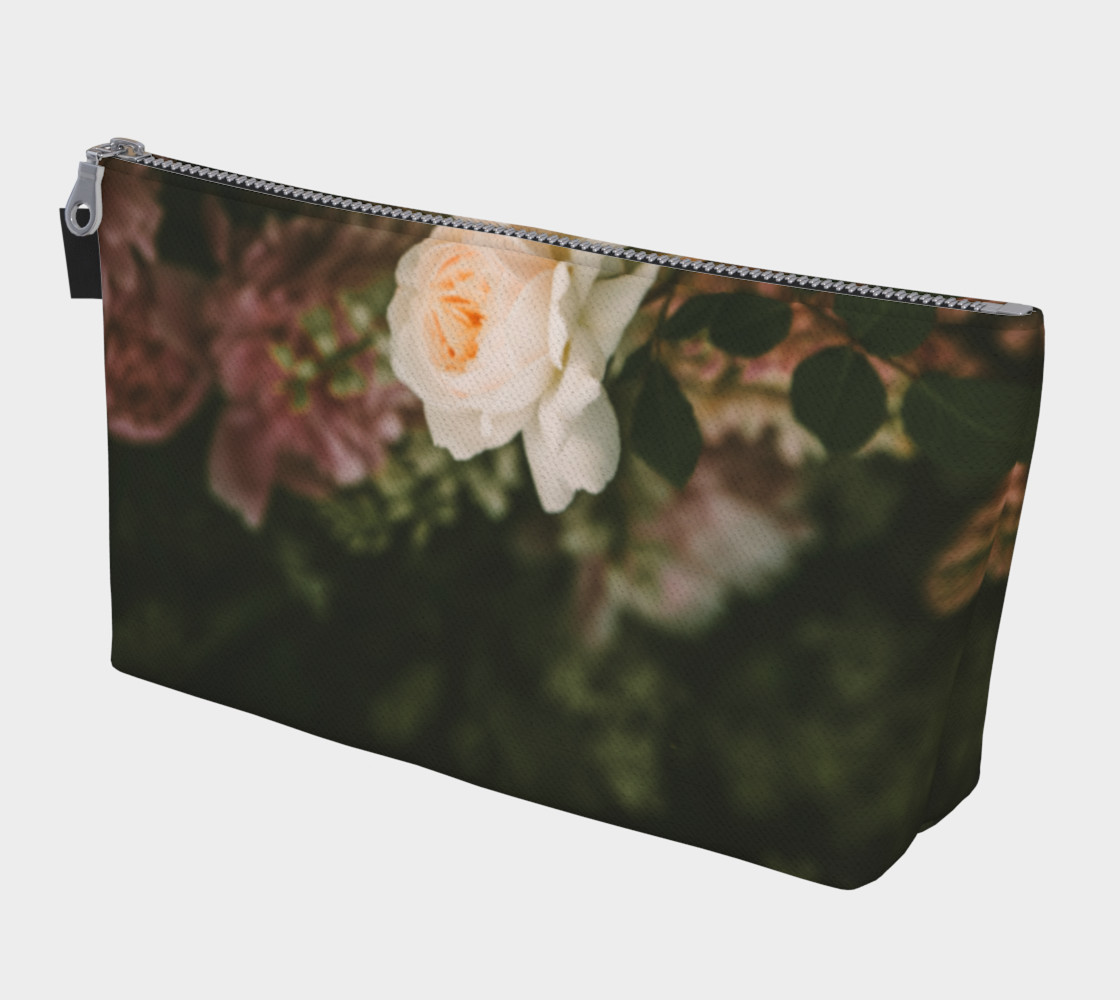 Flower Make Up Bag preview #1