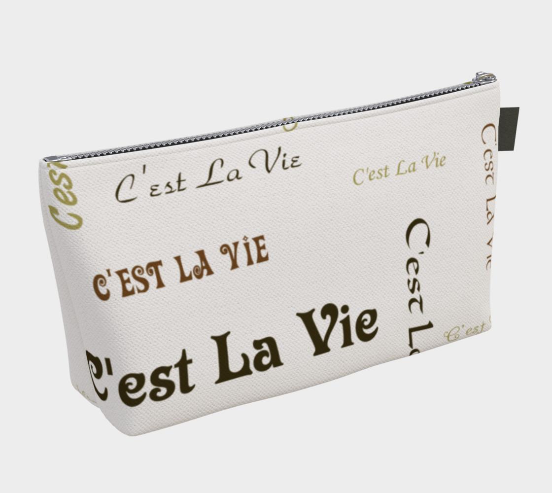 C'est la Vie Makeup Bag preview #2