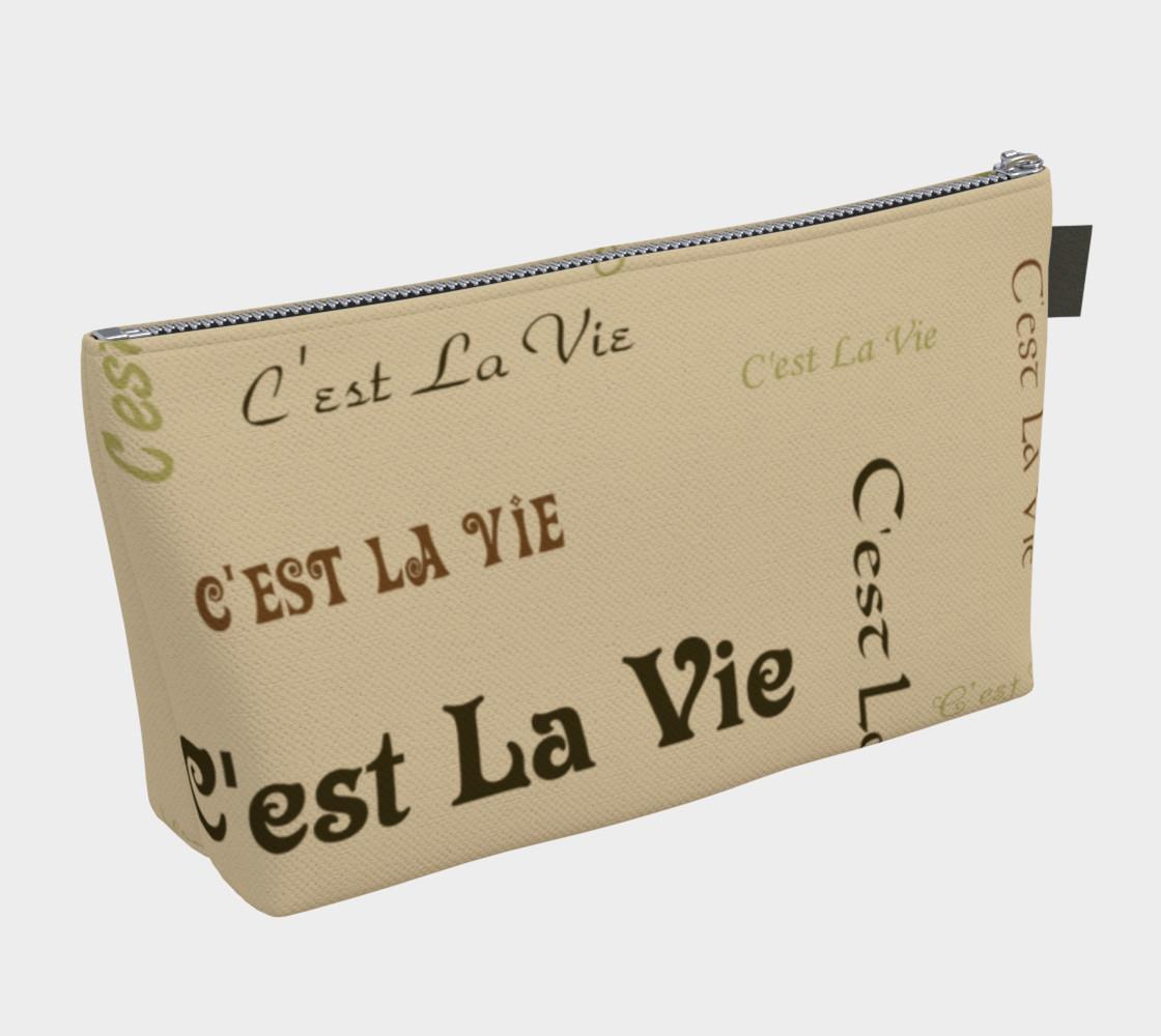Aperçu de Coffee C'est la Vie Makeup Bag #2