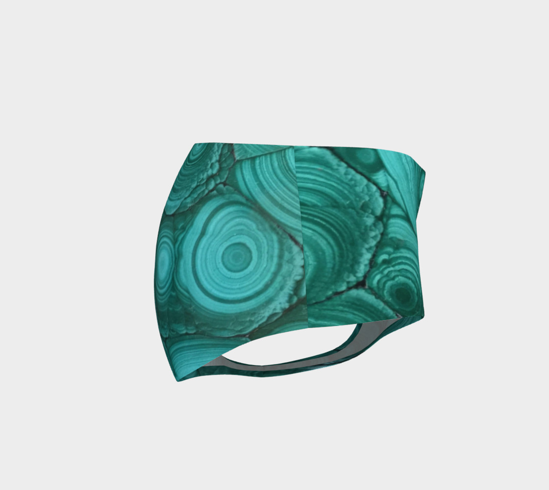 Aperçu de Malachite Mini Shorts #4